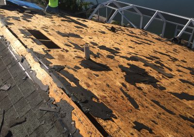 Shingle Roof Completed Marco Island Gsd Construction