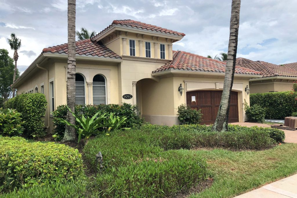 Cherry Oaks Marco Island Tile Roof Install And Completion