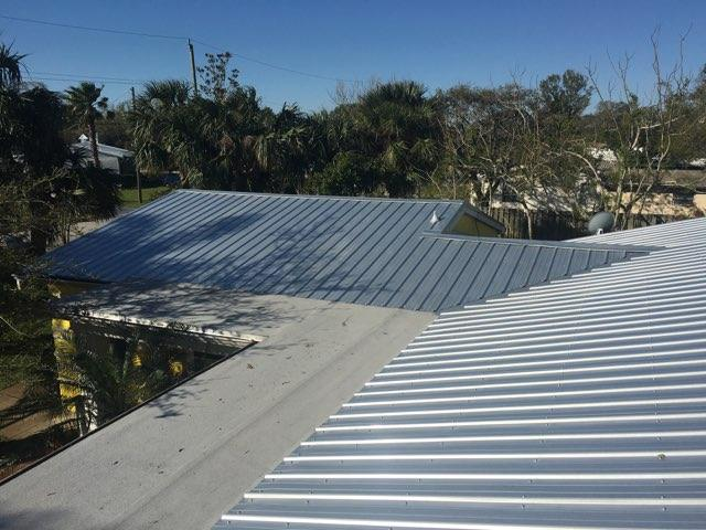 Ormond Beach Metal Roof Install Gsd Construction