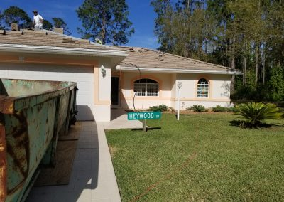 Palm Coast New Tile Roof and Gutters