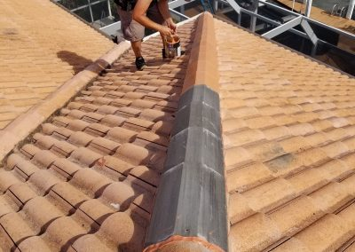 Tile Roof Repair and Replacement