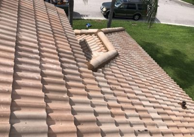 Estero Tile Roof Replacement