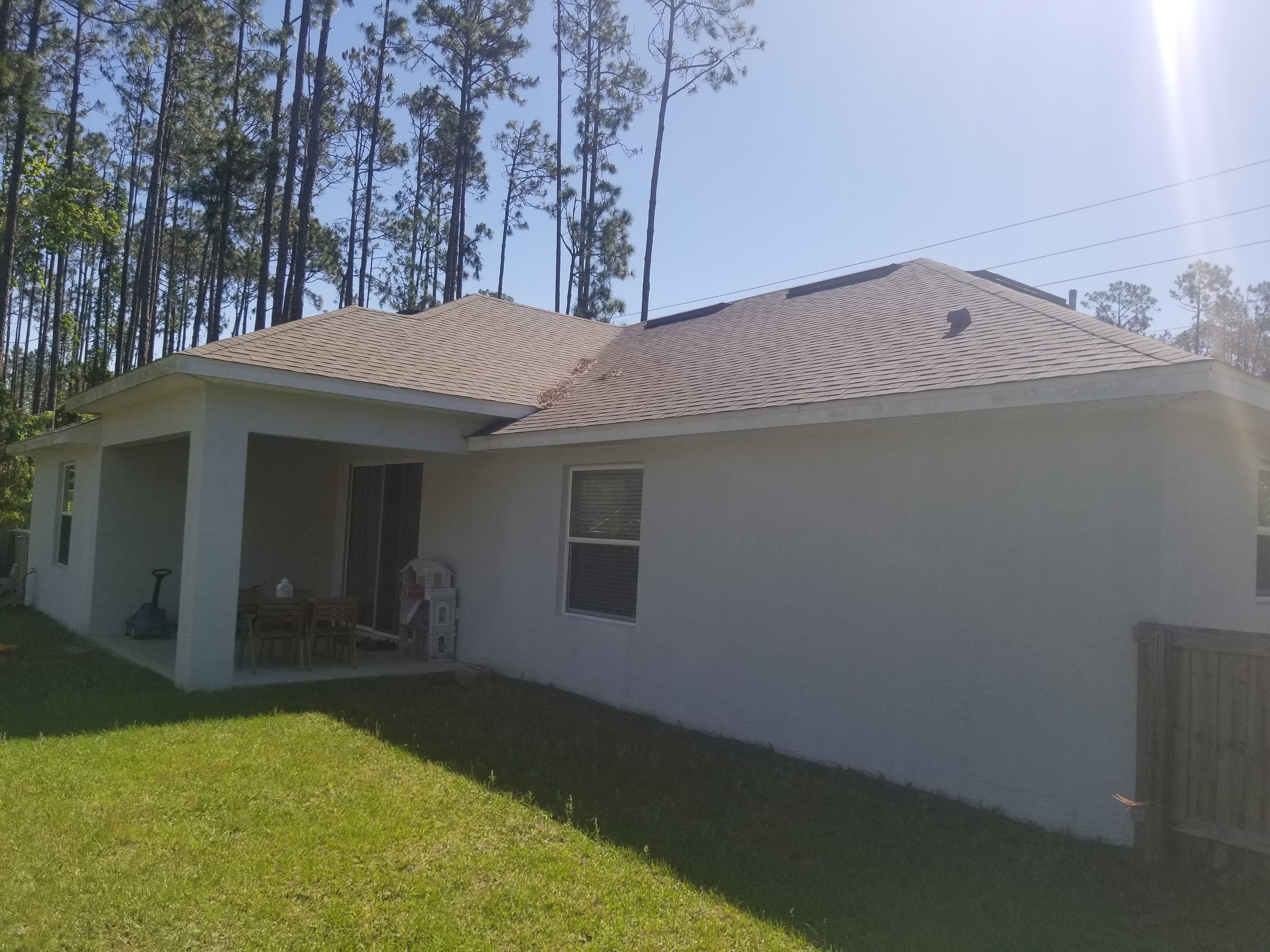 Palm Coast Gutter And Downspout Install Gsd Construction