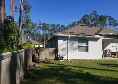 Palm Coast Gutter And Downspout Install
