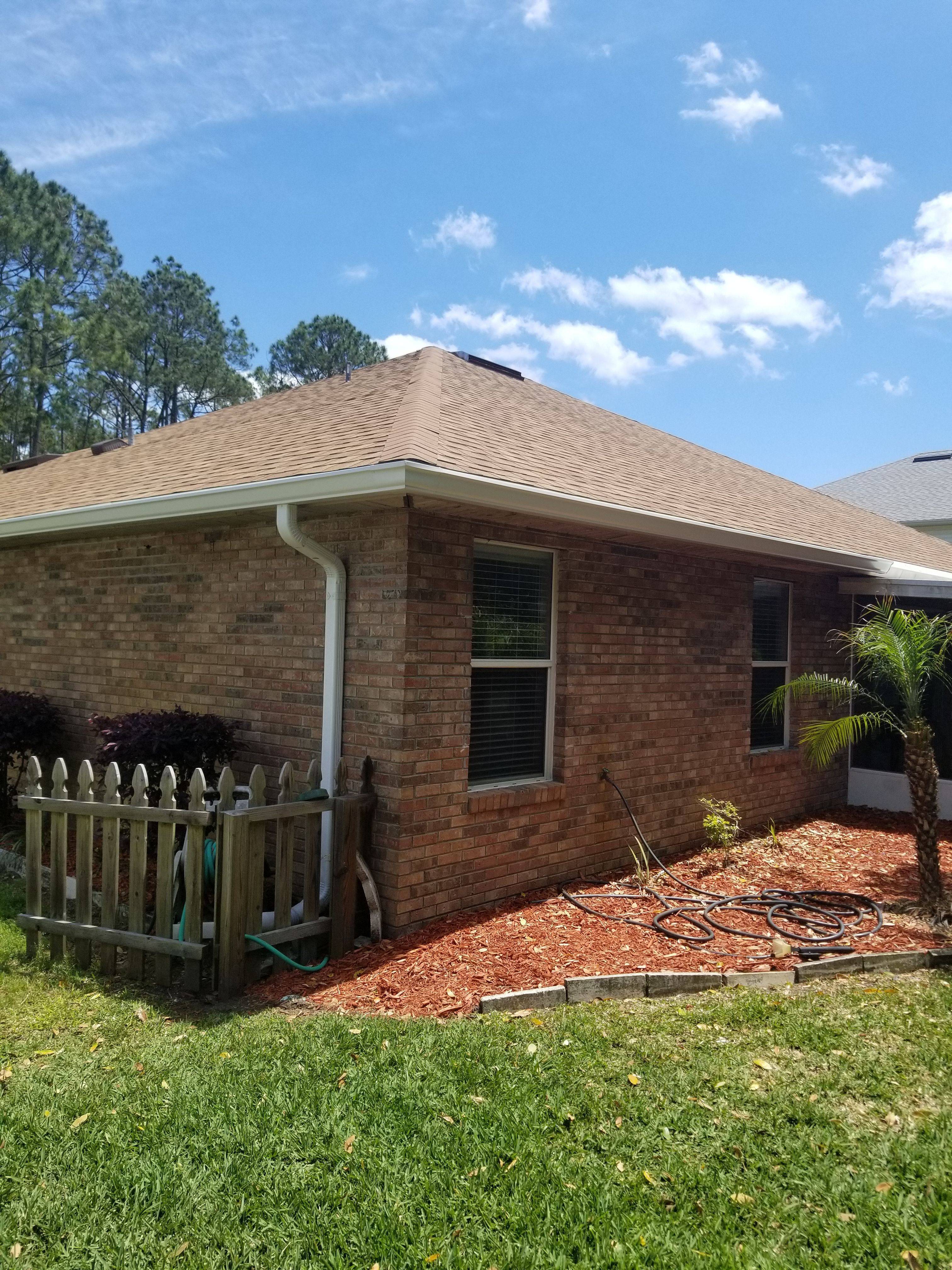 Palm Coast Gutter Install | GSD Construction Services, LLC